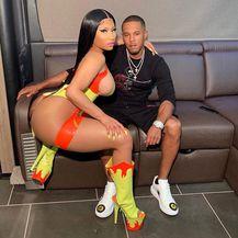Nicki Minaj i Kenneth Zoo Petty (Foto: Instagram)
