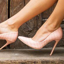 Cipele u boji kože vizualno produžuju noge