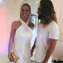Heidi Klum i Tom Kaullitz (Foto: Instagram)