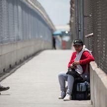 Migrantski kampovi na meksičko-američkoj granici (Foto: DPA/PIXSELL) - 11