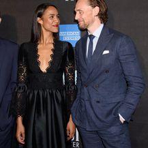 Tom Hiddleston i Zawe Ashton (Foto: Profimedia)