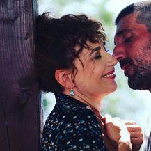 Ecija Ojdanić i Slavko Sobin (Foto: Instagram)
