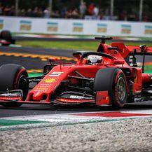 Sebastian Vettel (Foto: XPB/Press Association/PIXSELL)