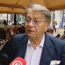 Ćiro Blažević za Dnevnik Nove TV (Foto: GOL.hr)