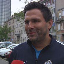 Jerko Leko za Dnevnik Nove TV (Foto: GOL.hr)