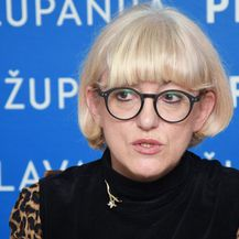 Vesna Bedeković (Foto: Nikola Cutuk/PIXSELL)