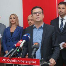 SDP-ova konferencija za novinare (Foto: Dubravka Petric/PIXSELL)