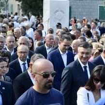 Plenković i Krstičević u Solinu (Foto: Ivo Cagalj/PIXSELL) - 4