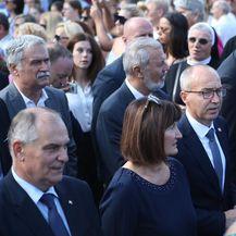 Plenković i Krstičević u Solinu (Foto: Ivo Cagalj/PIXSELL) - 7