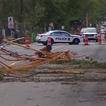 Oluja Dorian stigla do Kanade (Foto/Screenshot/Reuters)