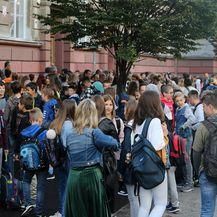 Prvi dan škole (Foto: Pixsell,Dalibor Urukalović) - 2