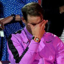 Nadal plače (Foto: AFP)