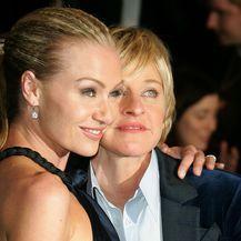Ellen DeGeneres i Portia de Rossi (Foto: AFP)