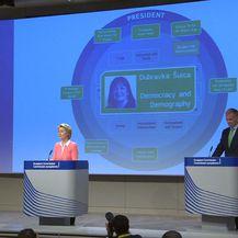 Imenovanje Dubravke Šuice za potpredsjednicu EK-a (Foto: Dnevnik.hr)