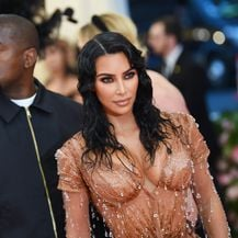 Kim Kardashian i Kanye West (Foto: Getty Images)