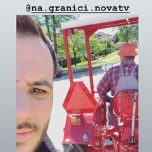 Fabijan Pavao Medvešek (Foto: Instagram)
