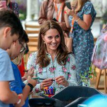 Vojvotkinja je otvorila festival u vrtu Kraljevskog hortikulturalnog društva