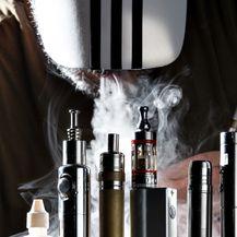 E-cigareta, ilustracija (Foto: Davor Puklavec/PIXSELL) - 1
