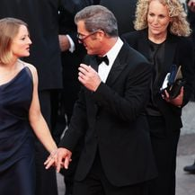 Mel Gibson i Jodie Foster (Foto: Getty Images)