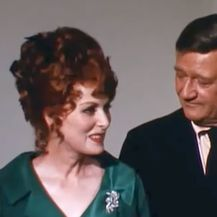 John Wayne i Maureen O\'Hara (Foto: Screenshot Youtube)