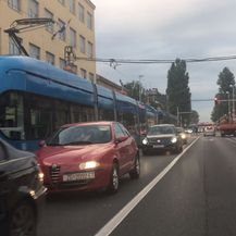 Prometna nesreća na Savskoj cesti u Zagrebu (Foto: Dnevnik.hr)