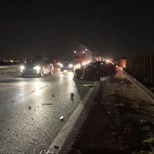 Prometna nesreća (Foto: Facebook/V.J.)