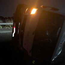 Prometna nesreća (Foto: Facebook/V.J.)1