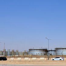 Napadnuto naftno postrojenje u Saudijskoj Arabiji (Foto: AFP)