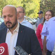 Gordan Maras, predsjednik zagrebačkog SDP-a (Foto: Dnevnik.hr)
