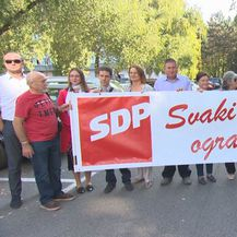 Članovi zagrebačkog SDP-a (Foto: Dnevnik.hr)