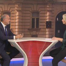 Ministar pravosuđa Dražen Bošnjaković i Sabina Tandara Knezović (Foto: Dnevnik.hr)