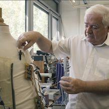 Prvi patent inteligentne odjeće potekao je iz Zagreba