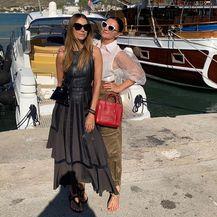 Nina Badrić i Aleksandra Meljničenko (Foto: Instagram)