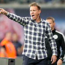 Julian Nagelsmann, trener RB Leipziga (Foto: Jan Woitas/DPA/PIXSELL)