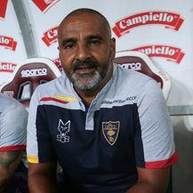 Trener Leccea Fabio Liverani (Foto: Jonathan Moscrop/Press Association/PIXSELL)
