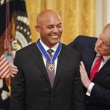 Donald Trump odlikovao je Mariana Riveru