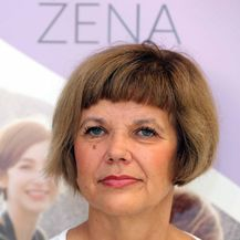 Ivana Kalogjera, Udruga Nismo same (Foto: Goran Stanzl/PIXSELL)