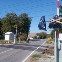 Pružni prijelaz kod Okučana (Foto: Dnevnik.hr)1