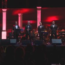 Nastup četiri tenora (Foto: Dnevnik.hr)