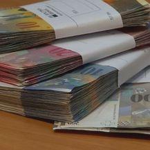 Snopovi švicarskih franaka (Foto: Dnevnik.hr)