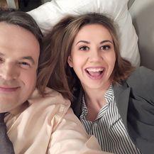 Siniša Ružić i Sara Moser (Foto: Instagram)