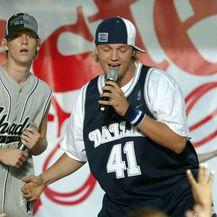 Nick i Aaron Carter (Foto: AFP)