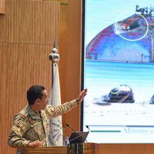Presica o napadu na naftna postrojenja (Foto: AFP)