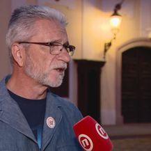 Krešimir Sever, predsjednik Nezavisnih hrvatskih sindikata (Foto: Dnevnik.hr)