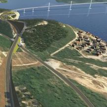 Plan izgradnje Pelješkog mosta (Foto: Dnevnik.hr) - 3