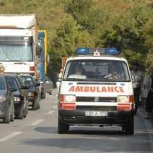 Hitna pomoć u BiH, ilustracija (Foto: Zoran Grizelj/Vecernji list)