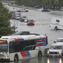 Oluja Imelda pogodila Houston (Foto: AFP) - 1