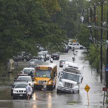 Oluja Imelda pogodila Houston (Foto: AFP) - 2