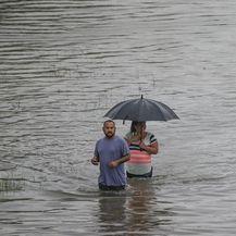 Oluja Imelda pogodila Houston (Foto: AFP) - 4