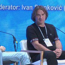 Govornici na panelu (Foto: Dnevnik.hr)